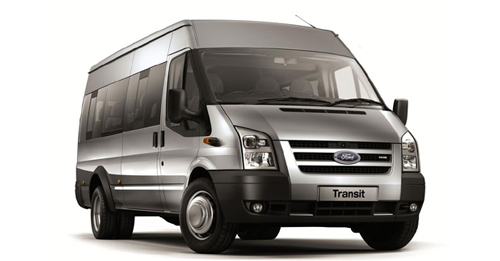 Transit Shuttle Bus - Seats up to 8